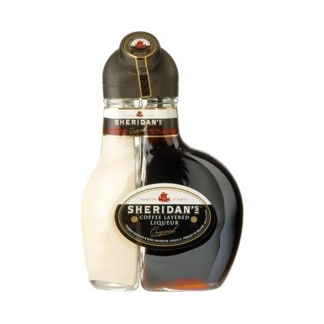 Liqueur Sheridans Perfect, 18.5%, 0.7l