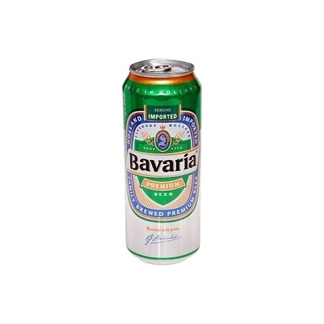 Beer Bavaria Premium canned, 5%, 0.5l