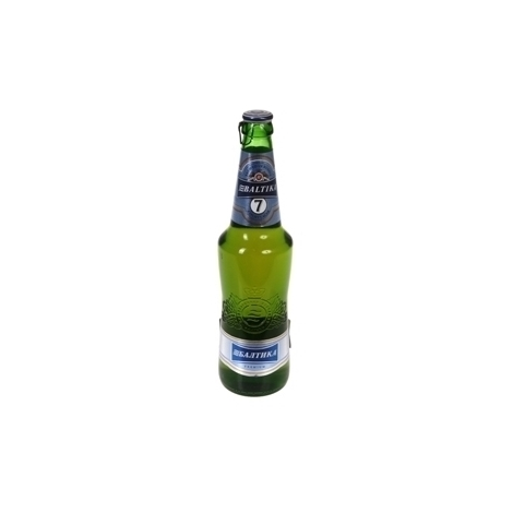Alus, Baltika 7 Export, 5.4%, 0.5l
