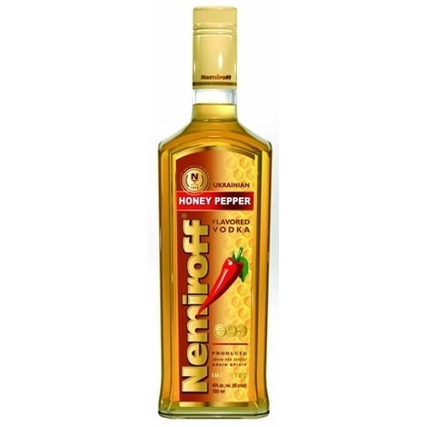 Nemiroff Honey Pepper, 40%, 0.7l