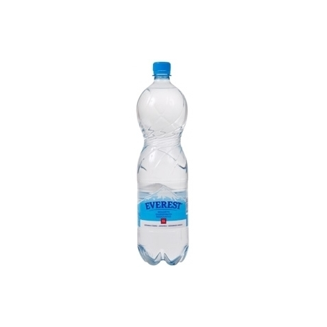 Non-carbonated water Everest, 1.5l