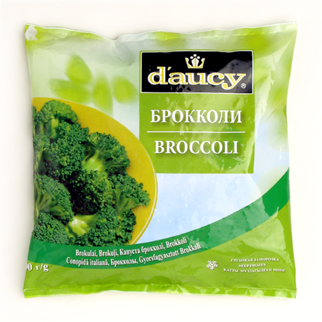Brokoļi, Daucy, 400g