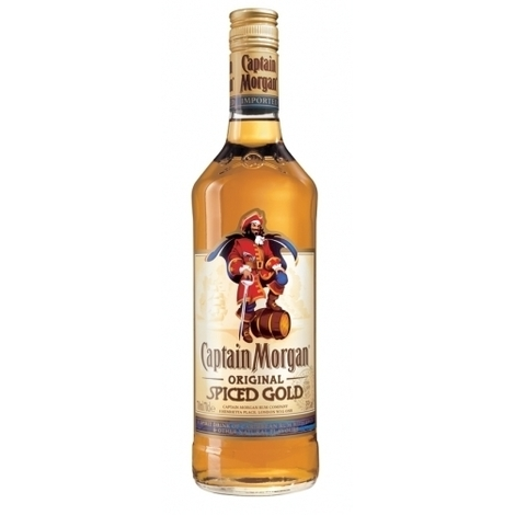 Captain Morgan Original Spiced Gold 35%, 0.5l