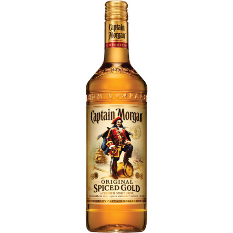 Captain Morgan Original Spiced Gold 35%, 1l