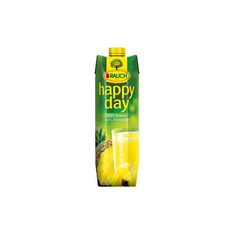 Sula Happy Day ananāsu 100% , 1l