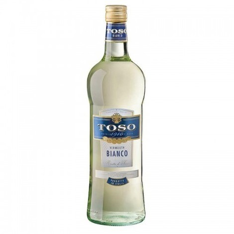 Vermouth Toso Bianco, 15%, 1l