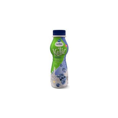 Gefilus kefir drink with blueberry additive, Valio, 2.2%,, 300g