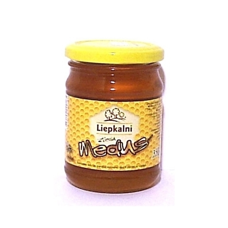 Honey of various flowers Liepkalni, 700g