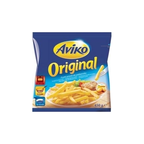 French fries, Aviko orignal, 450g