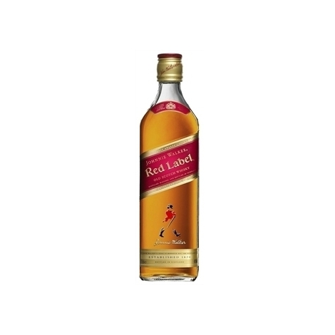 Viskijs Johnnie Walker Red Label 40%, 0.5l
