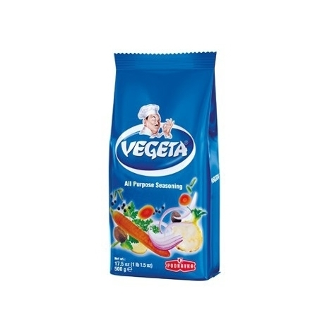 Food additive, Vegeta, 500g
