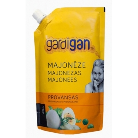 Provansas majonēze Gardigan, 400ml