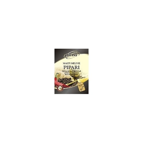 Ground black pepper, Twins, 15g
